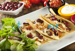 Lower Calorie Healthier Tex-Mex Choices