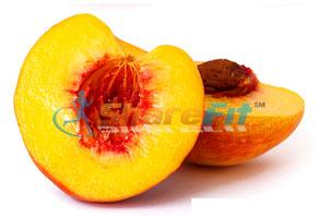 low calorie peach recipes
