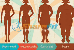 The Healthy Body Weight for Women