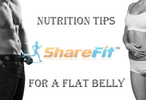 Nutrition Tips for a Flat Belly