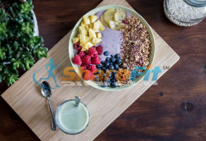 Lower Calorie Acai Bowl recipes