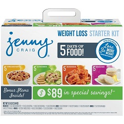 Jenny Craig Weight Loss Starter Kit Review
