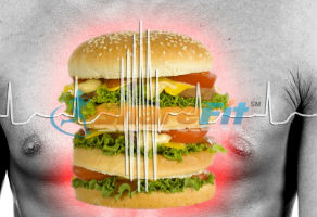 popular burgers nutrition calories