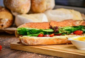 Healthier Sandwich Orders