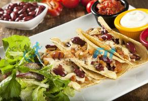 Lower Calorie Healthier Tex-Mex Choices