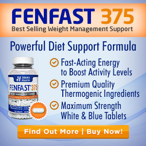 FENFAST 375 best diet pills banner ad