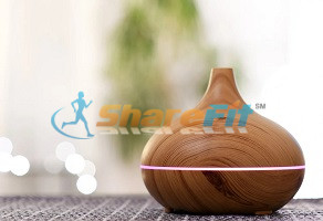 Essential Oil Aromatherapy for Fitness